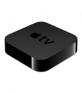 Apple TV picture top