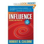 Picture of Influence Science and Practice book by Cialdini